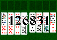 Solitaire №126831