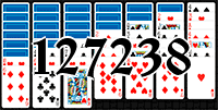 Solitaire №127238