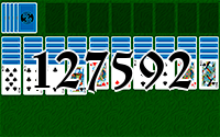 Solitaire №127592
