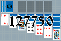 Solitaire №127750