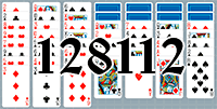 Solitaire №128112