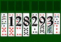 Solitaire №128293