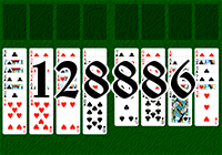 Solitaire №128886