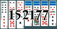 Solitaire №152177
