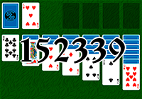Solitaire №152339