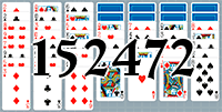 Solitaire №152472