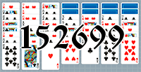 Solitaire №152699