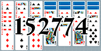 Solitaire №152774