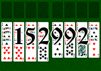 Solitaire №152992