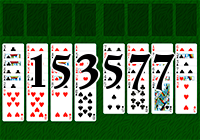 Solitaire №153577