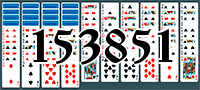 Solitaire №153851