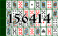 Solitaire №156414
