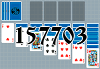 Solitaire №157703