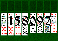 Solitaire №158092