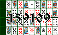 Solitaire №159109