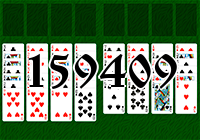 Solitaire №159409