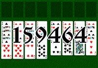 Solitaire №159464