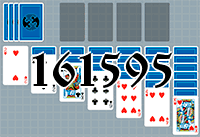 Solitaire №161595