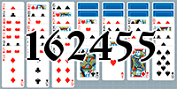 Solitaire №162455