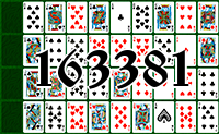Solitaire №163381