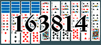 Solitaire №163814