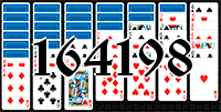 Solitaire №164198