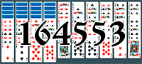 Solitaire №164553