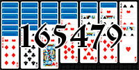Solitaire №165479