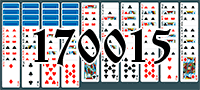 Solitaire №170015