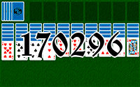 Solitaire №170296