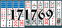 Solitaire №171769