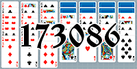 Solitaire №173086