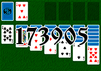 Solitaire №173905