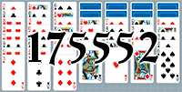 Solitaire №175552