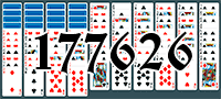 Solitaire №177626