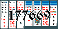 Solitaire №177669