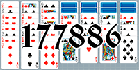 Solitaire №177886