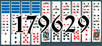 Solitaire №179629