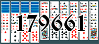 Solitaire №179661