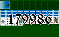 Solitaire №179986