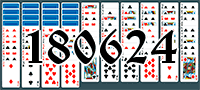 Solitaire №180624