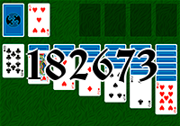 Solitaire №182673
