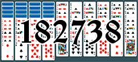 Solitaire №182738