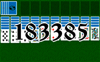 Solitaire №183385
