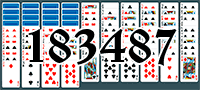 Solitaire №183487