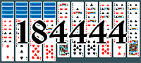 Solitaire №184444