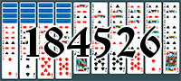 Solitaire №184526