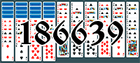 Solitaire №186639