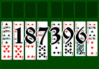Solitaire №187396
