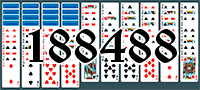 Solitaire №188488